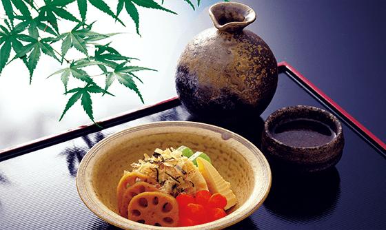 Sake&food
