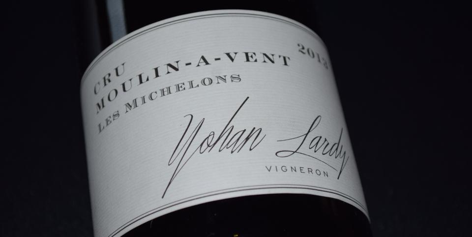 Yohan Lardy Moulin-à-Vent Cru Les Michelons